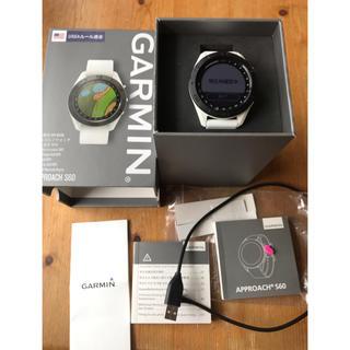 GARMIN - ガーミン S60 ゴルフ GPSウォッチ