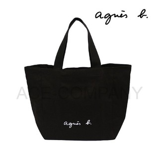 agnes b. - agnes b.肩がけトートバッグ/大人気/ブラック