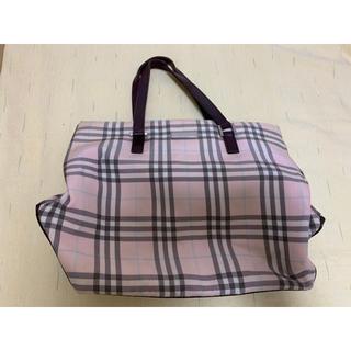 バーバリー(BURBERRY)のバーバリーの鞄(ハンドバッグ)