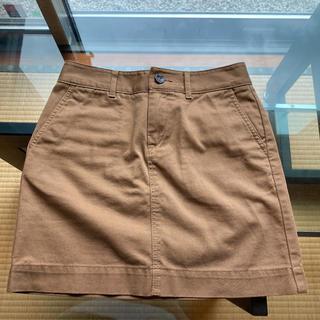 ユニクロ(UNIQLO)のユニクロ 台形スカート(ミニスカート)