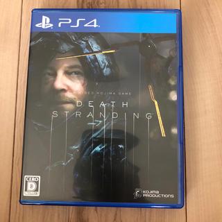 PlayStation4 - DEATH STRANDING(デス・ストランディング) コード未使用 PS4