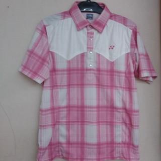 ヨネックス(YONEX)の値下げ YONEX ポロシャツ Mサイズ(ウエア)
