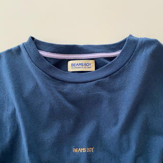 BEAMS BOY - BEAMS BOY ロゴTシャツ