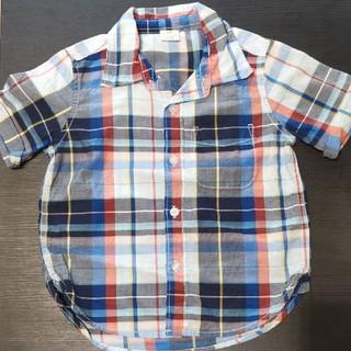 ベビーギャップ(babyGAP)のベビーギャップ 半袖 シャツ(Tシャツ/カットソー)