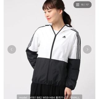 adidas - アディダスウインドフーディジャケット