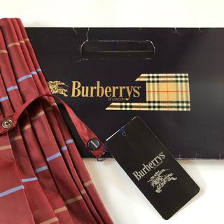 バーバリー(BURBERRY)のバーバリー Burberry 長傘 レディース 新品未使用品(傘)