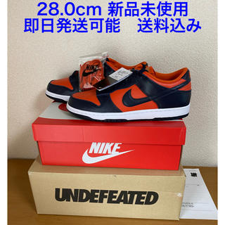 ナイキ(NIKE)の28.0cm NIKE DUNK LOW SP CHAMP COLORS(スニーカー)