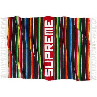 シュプリーム(Supreme)のSerape Blanket シュプリーム タオル(タオル/バス用品)