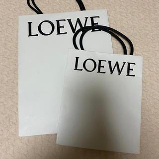 ロエベ(LOEWE)のロエベ ショッパー 紙袋 (ショップ袋)