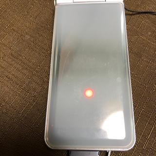 パナソニック(Panasonic)のSoftBank 830p(ガラケー)(携帯電話本体)