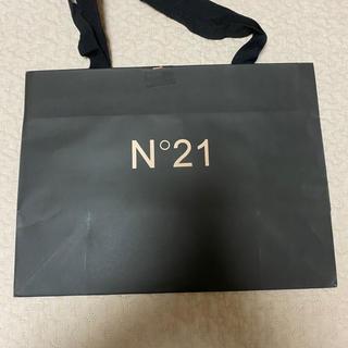 ヌメロヴェントゥーノ(N°21)のヌメロヴェントゥーノ ショッパー 紙袋 ヌメロ N21(ショップ袋)