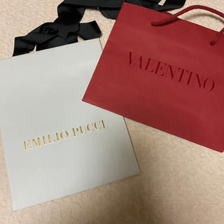 エミリオプッチ(EMILIO PUCCI)のエミリオプッチ バレンティノ  ショッパー 紙袋(ショップ袋)