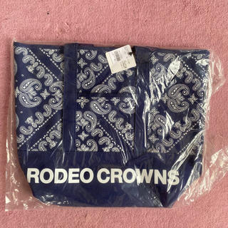 RODEO CROWNS - RODEO CROWNS ノベルティ トートバッグ