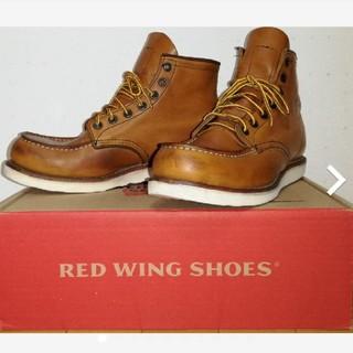 REDWING - レッドウィング RED WING 875 アイリッシュセッター ブーツ US