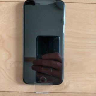 アイフォーン(iPhone)のiPhone7 Black 32GB【新品未使用】(スマートフォン本体)