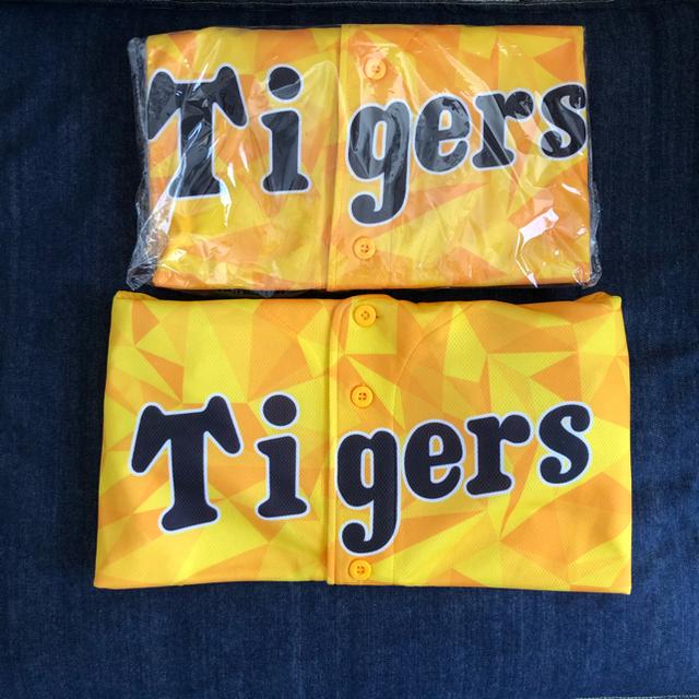 阪神タイガース(ハンシンタイガース)の阪神タイガース ウル虎の夏2020ユニフォーム スポーツ/アウトドアの野球(応援グッズ)の商品写真