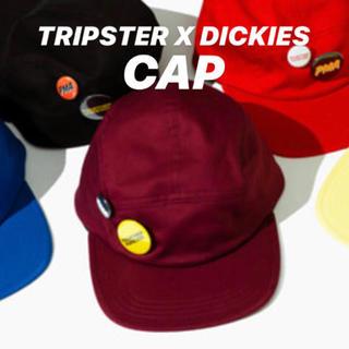 ビームス(BEAMS)の【即日発送 】Dickies ×TRIPSTER CAP  BURGUNDY(セットアップ)