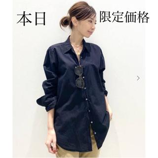 L'Appartement DEUXIEME CLASSE - XIRENA/キセレナCOTTON POP LINシャツ