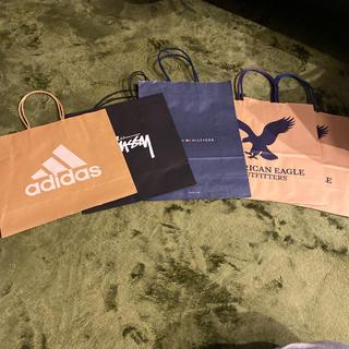 アメリカンイーグル(American Eagle)の紙袋(ショップ袋)