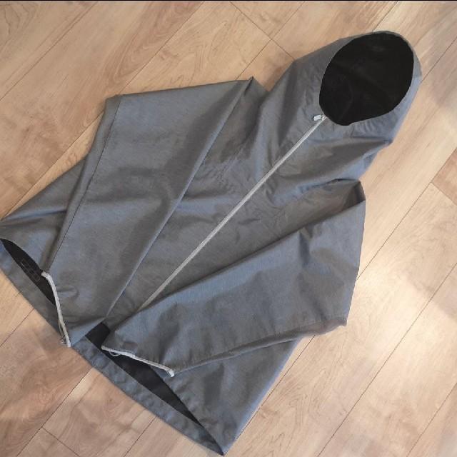 UNIQLO(ユニクロ)のサンバリア100  パーカー グレー 日傘 レディースのトップス(パーカー)の商品写真