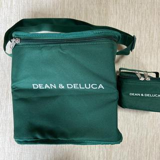 ディーンアンドデルーカ(DEAN & DELUCA)のGLOW2018年8月号付録ディーン&デルーカ 保冷バッグ(ポーチ)