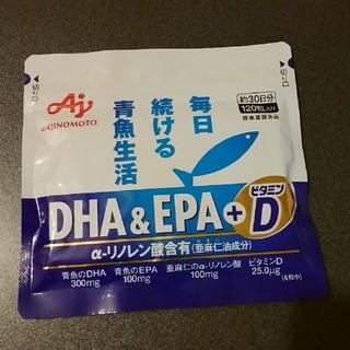 アジノモト(味の素)の味の素DHA&EPA+ビタミンD(その他)