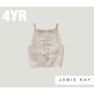 Caramel baby&child  - 【Jamie Kay】ジェイミーケイ ニットキャミソール