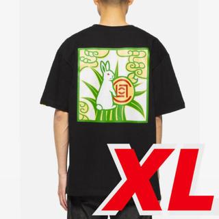 シュプリーム(Supreme)の【CLOT #FR2コラボ】RABBIT CLOT LOGO T-SHIRT (Tシャツ/カットソー(半袖/袖なし))