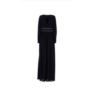 タグ付き新品未使用☆インポートブランドLOST INK☆ブラックロングドレス