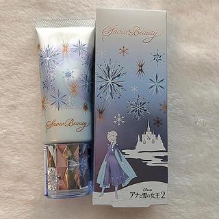 SHISEIDO (資生堂) - 新品♡限定 スノービューティー♡アナ雪♡トーンアップエッセンス