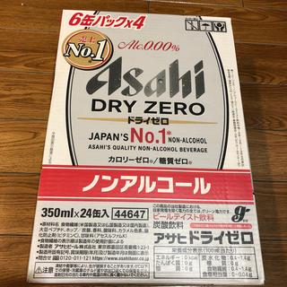 アサヒ - アサヒ DRY ZERO 350ml  12缶 ノンアルコールビール