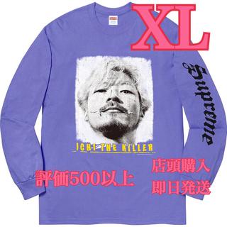 Supreme - ★XL紫★Supreme Ichi The Killer Tee シュプリーム