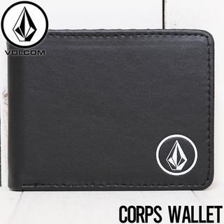 VOLCOM ボルコム CORPS WALLETS 二つ折り財布(折り財布)