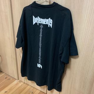 Balenciaga - vetements staff 再構築 tシャツ ソウル限定バージョン