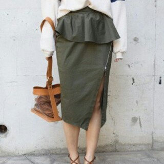 Ameri VINTAGE - ◆Ameri vintage◆タイトスリットスカート
