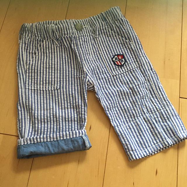 mikihouse(ミキハウス)のミキハウス  ハーフパンツ キッズ/ベビー/マタニティのキッズ服男の子用(90cm~)(パンツ/スパッツ)の商品写真