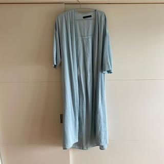ガリャルダガランテ(GALLARDA GALANTE)のgallardagarante ロング丈 羽織り(カーディガン)