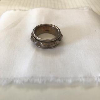 マルタンマルジェラ(Maison Martin Margiela)のシルバー925 メンズ リング ヴィンテージ used(リング(指輪))