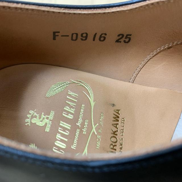 スコッチグレイン 革靴 メンズの靴/シューズ(ドレス/ビジネス)の商品写真