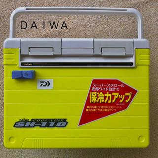 DAIWA - ダイワ クーラーボックス 11リットル sh-110