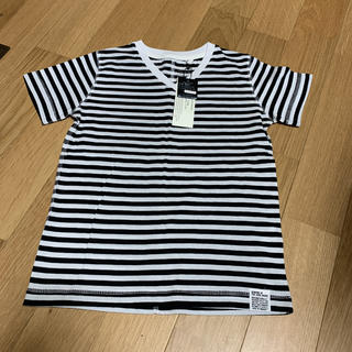 AZUL by moussy - 【AZUL BY MOUSSY】120cm 半袖ボーダーTシャツ