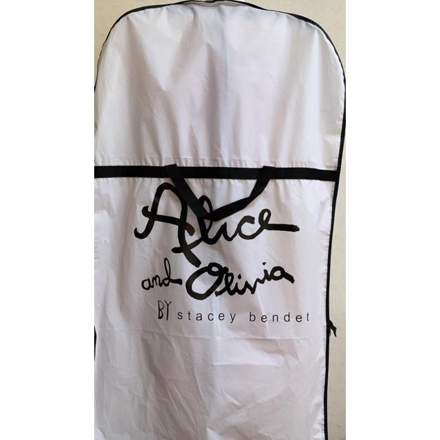 Alice+Olivia(アリスアンドオリビア)のalice+olivia ドレス ワンピース アリス+オリビア レディースのワンピース(ひざ丈ワンピース)の商品写真