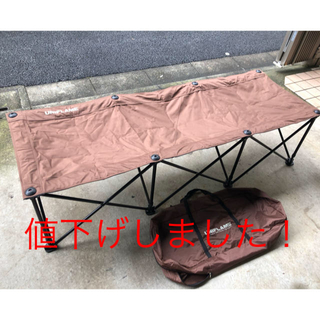ユニフレーム(UNIFLAME)のユニフレーム uniflame  リラックスコット コット アウトドア ベッド(寝袋/寝具)