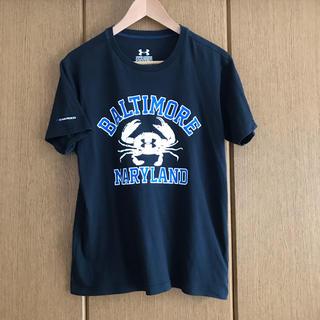 UNDER ARMOUR - アンダーアーマー Tシャツ M ②