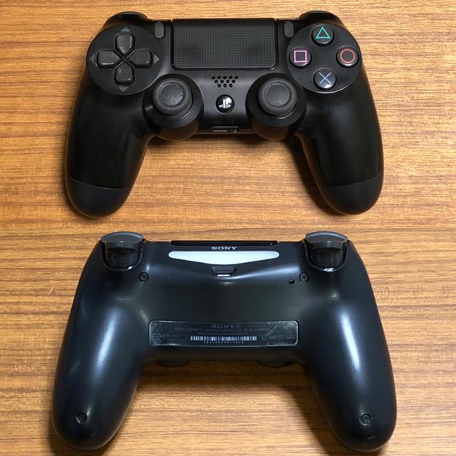 PlayStation4(プレイステーション4)のPS4 本体 中古 500GB CUH-1100A PlayStation4  エンタメ/ホビーのゲームソフト/ゲーム機本体(家庭用ゲーム機本体)の商品写真