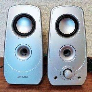 Buffalo - PC・スマホスピーカー BUFFALO BSSP28USV