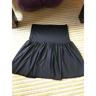 ブラックスカート(ミニスカート)
