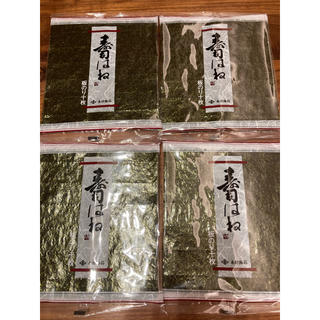 コストコ(コストコ)のコストコ  永井のり 寿司はね 40枚 10枚×4袋 (乾物)