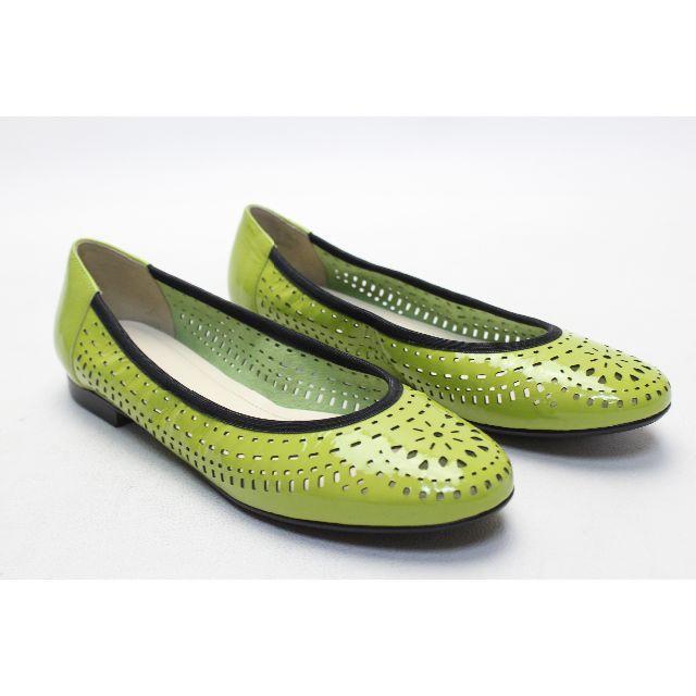 REGAL(リーガル)のREGAL パンチングカッターシューズ(23.5cm)美品 レディースの靴/シューズ(ハイヒール/パンプス)の商品写真