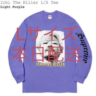 シュプリーム(Supreme)のSupreme Ichi The Killer L/S Tee Lサイズ(Tシャツ/カットソー(七分/長袖))